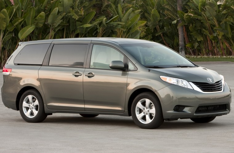The Toyota Sienna may not be as fun as an Audi sports car, but at least you're saving a bundle on car insurance.