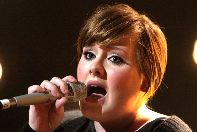 """English singer-songwriter Adele's \""""21\"""" has not only proven to be one of Amazon's top sellers, it's among the best selling albums of the year."""