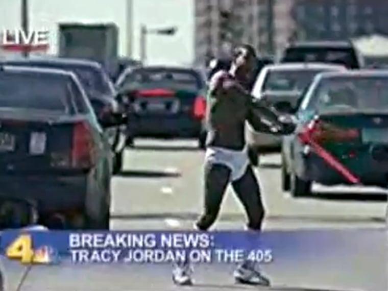 "Tracy Morgan as Tracy Jordan on ""30 Rock."""