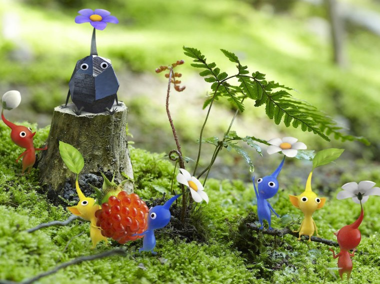 """""""Pikmin 3"""" is by far the best game released so far for Nintendo's struggling Wii U console, which raises the question: why isn't the company focusing on making more games like it?"""