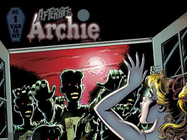 Afterlife with Archie No. 1