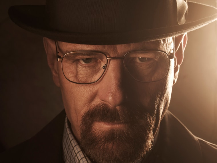 Image: Bryan Cranston as Walter White
