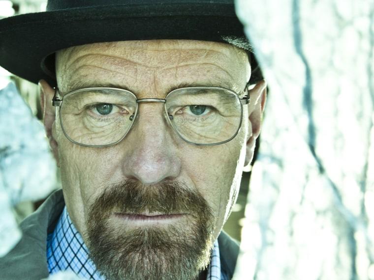 Tread lightly, because Heisenberg's back on 'Breaking Bad'