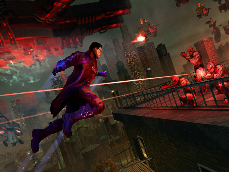 """Video game publisher Deep Silver is offering a $1 million special edition of its upcoming \""""Saint's Row 4\"""" that will send you into space, among other things."""