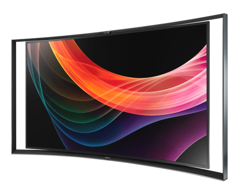 Samsung's 55-inch KN55S9C OLED TV