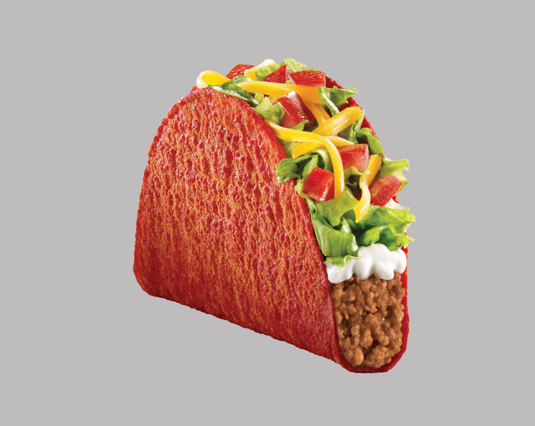 Taco Bell on Tuesday announced it will start selling Fiery Doritos Locos Tacos as of Aug. 22.