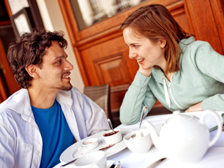 couple, date, cafe, first date, happy, love,