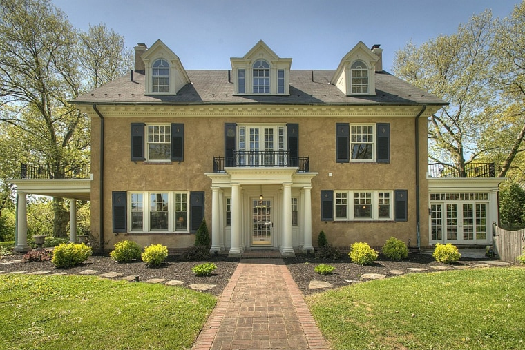 Songstress Taylor Swift grew up in part in this Pennsylvania home, for sale for $799,500.