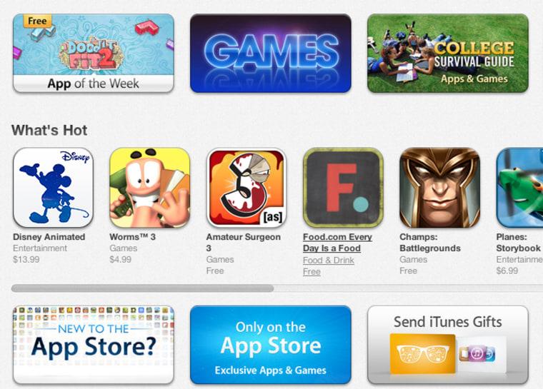 Apple App Store screenshot