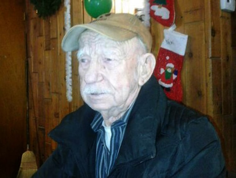 Delbert Belton, 88, was murdered in Spokane, Wash.