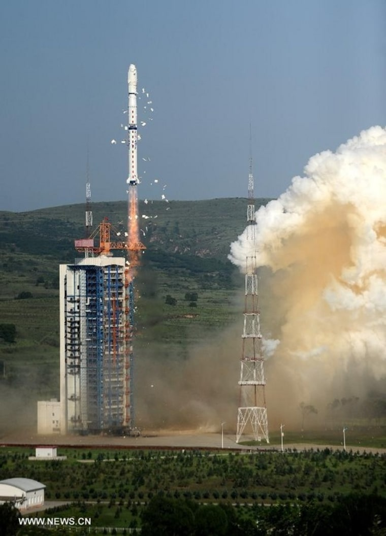 China started late, but could zoom ahead to lead space race