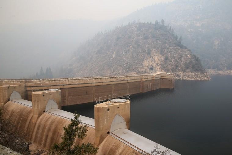 Image: Hetch Hetchy Reservoir