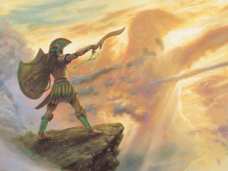 At 20, 'Magic: The Gathering' still going strong — and not just in school lunchrooms