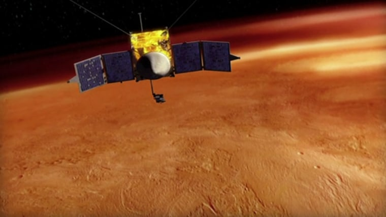 Next Mars mission seeks to unravel secrets of Red Planet's atmosphere