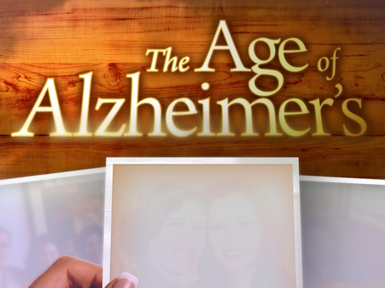 Image: The Age of Alzheimer's logo