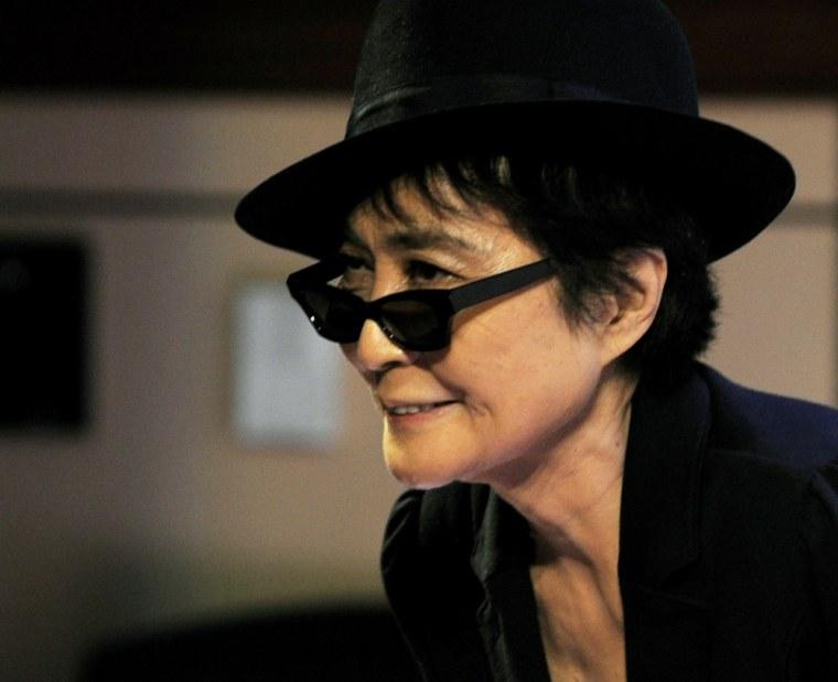 Image: Yoko Ono