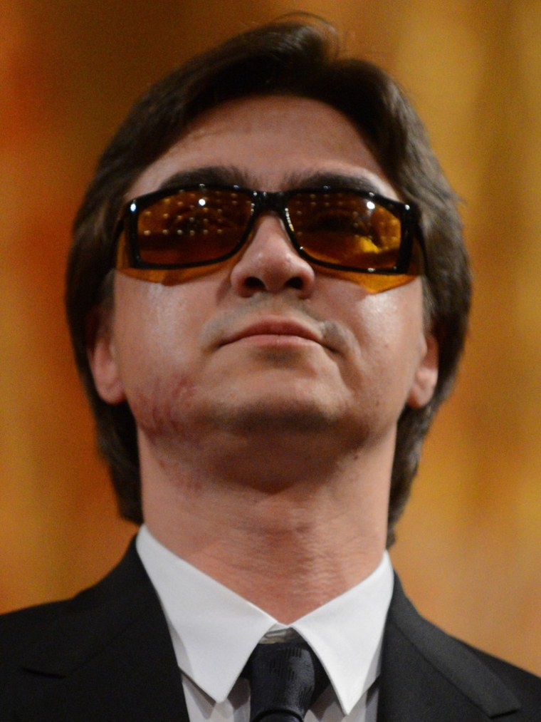 Bolshoi's artistic director, Sergei Filin, who was the victim of the acid attack.