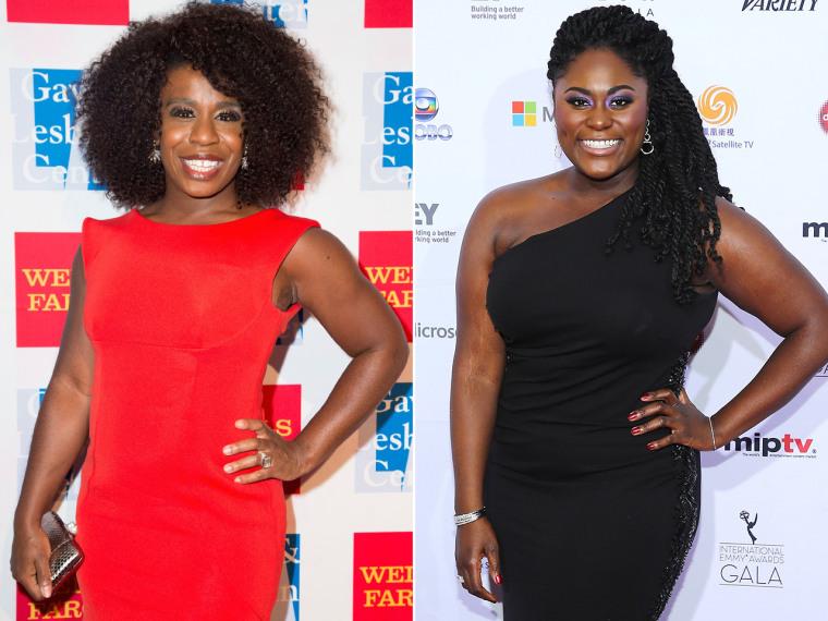 """Orange is the New Black"" stars Uzo Aduba and Danielle Brooks."