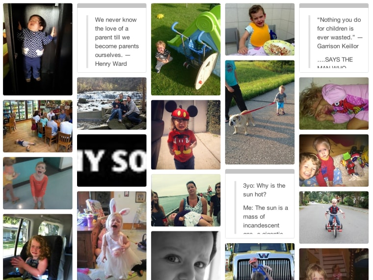 Reasons My Son is Crying/Tumblr