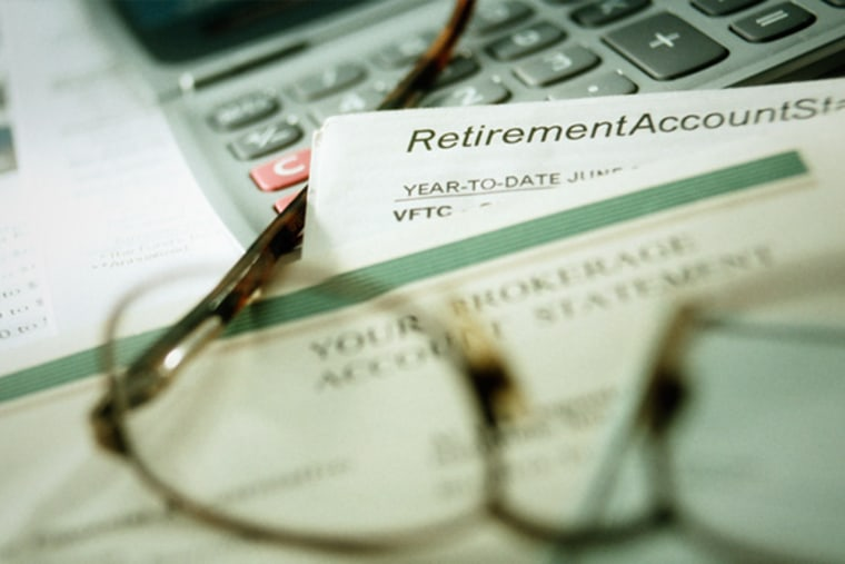 Maybe we're not doing such a bad job preparing for retirement after all.