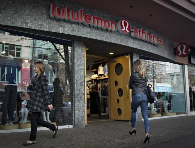 Lululemon says, in response to a shareholder lawsuit, that it didn't try to hide defects in its too-sheer yoga pants.
