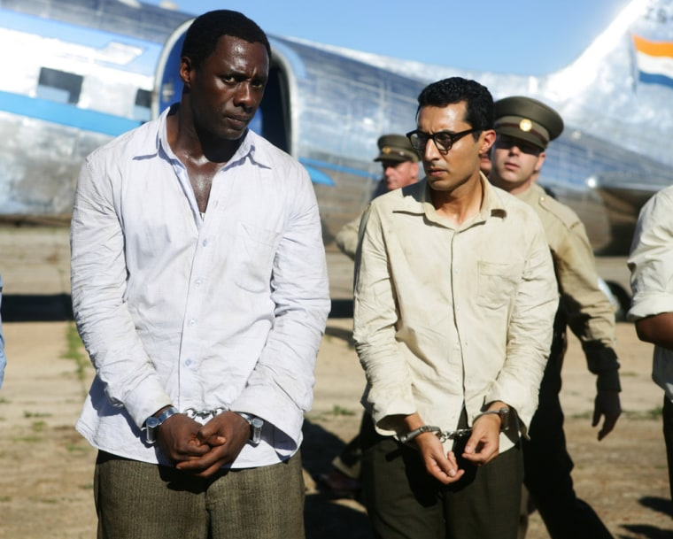 IMAGE: Idris Elba as Nelson Mandela