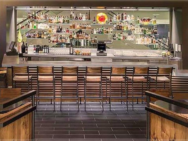 Habitant Bar in the Bellevue, Washingon Nordstroms