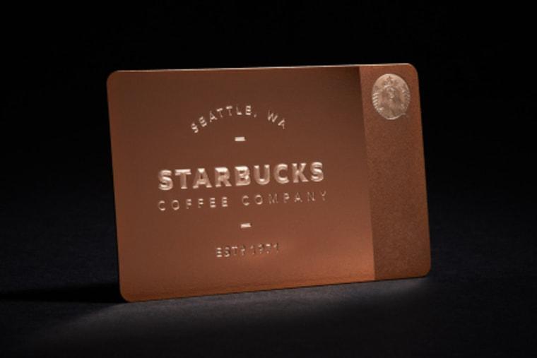 Starbucks $450 gift card.
