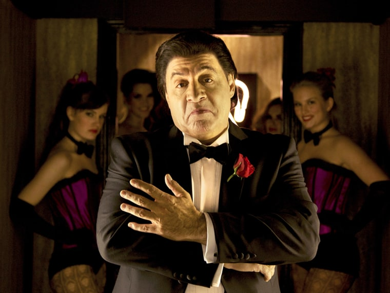 """The second season of Steven Van Zandt's """"Lilyhammer"""" will be released on Netflix on Friday."""