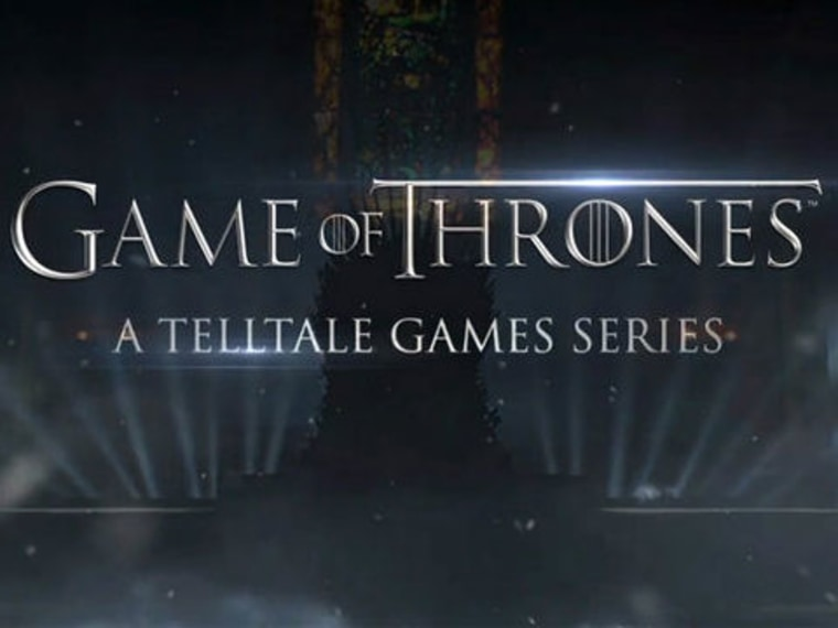 """Following an unconfirmed report last month that Telltale Games was working on a video game adaptation of \""""Game of Thrones,\"""" the studio confirmed a title based on the popular fantasy series over the weekend."""