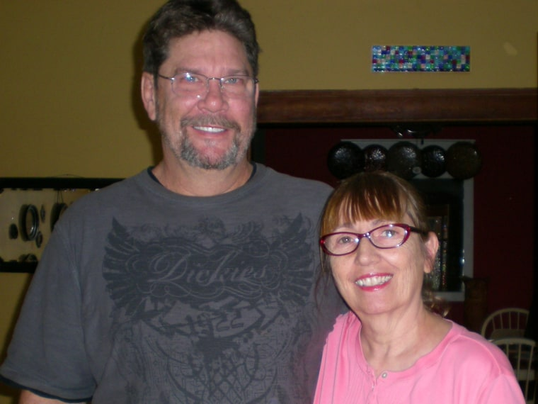 JoAnn and Eric Smith of Clearwater, Fla