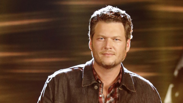 Ousted 'Voice' coach Blake Shelton predicts a winner