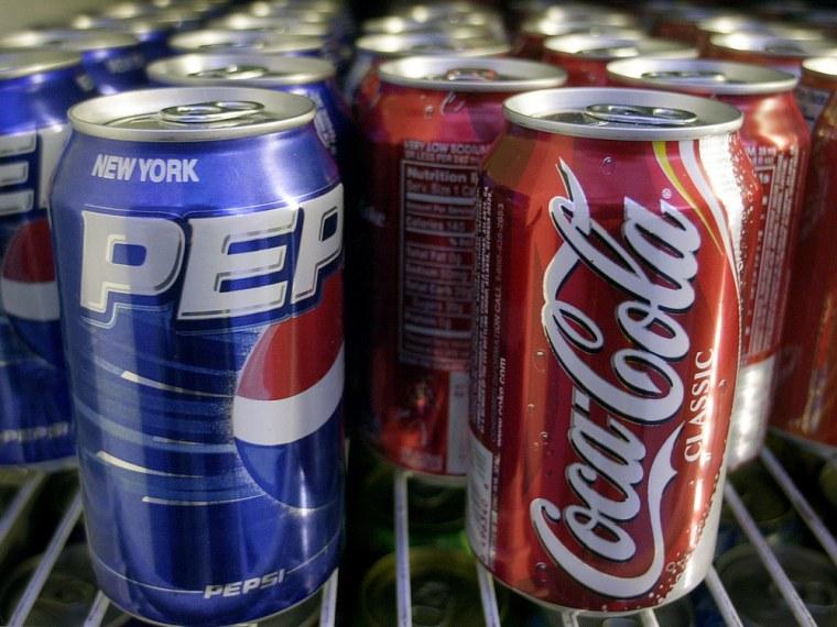 Soda wars: Buffalo Wild Wings switching from Coke to Pepsi