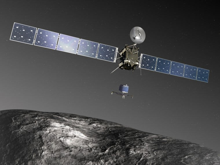 Wake up, Rosetta!' If you can roust a spacecraft, here's the ...