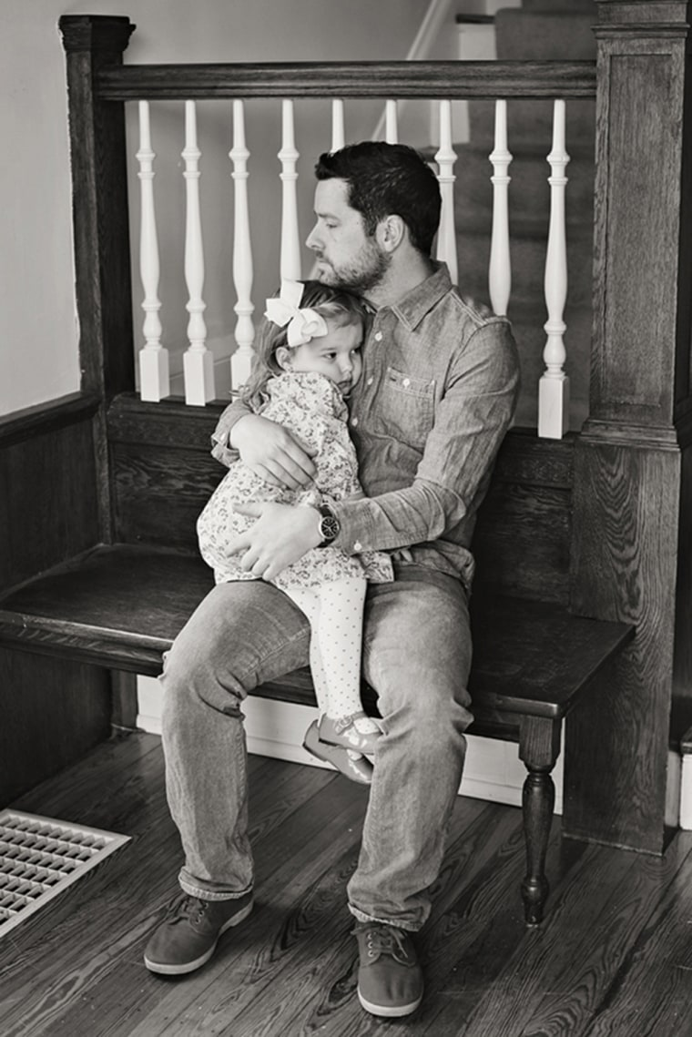 Mom's memory lives on in sweet dad, daughter photos