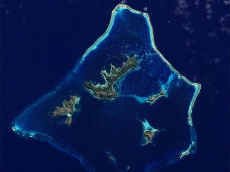Image: Gambier Islands