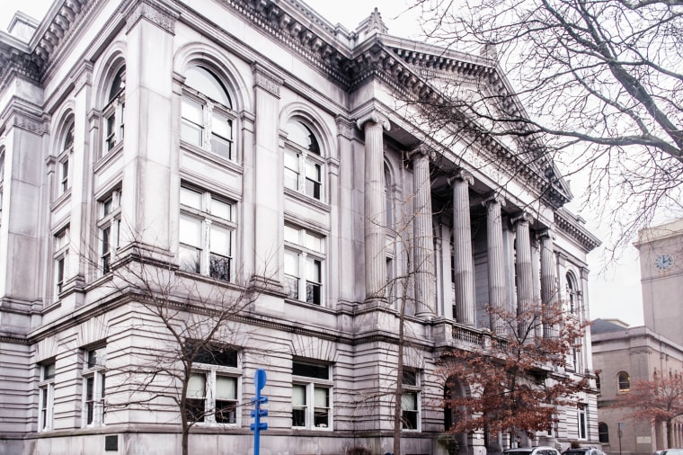 A mock trial on Wednesday, Dec. 18, at Rensselaer County Courthouse in Troy, N.Y., will try to determine who authored the famed