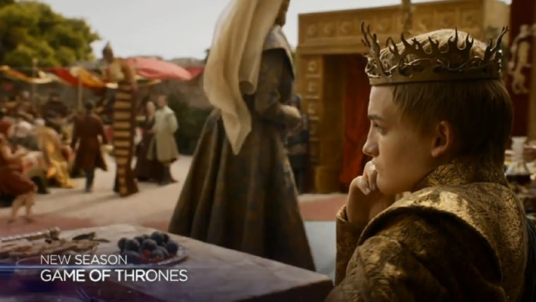 """Image: King Joffrey from """"Game of Thrones."""""""