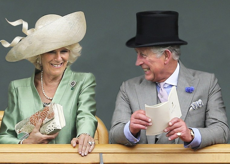 Prince Charles and Camilla, Duchess of Cornwall, have released their 2013 Christmas card.