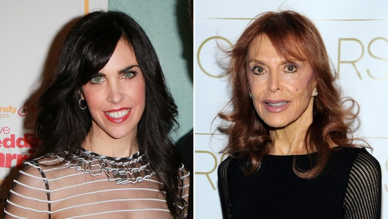 """Caprice Crane says her mom Tina Louise is still out there, acting and \""""being awesome.\"""""""