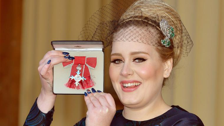 Image: Adele