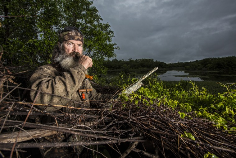 """Phil Robertson of """"Duck Dynasty."""""""