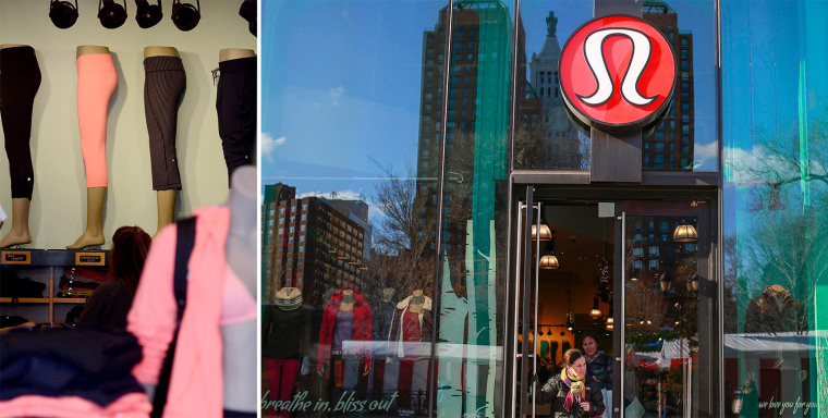 Lululemon Athletica found itself in a tough position this year, first over its too-sheer yoga pants, and again when founder Chip Wilson said some women's bodies weren't meant for the company's pants. Lululemon wasn't alone in corporate blunders in 2013.