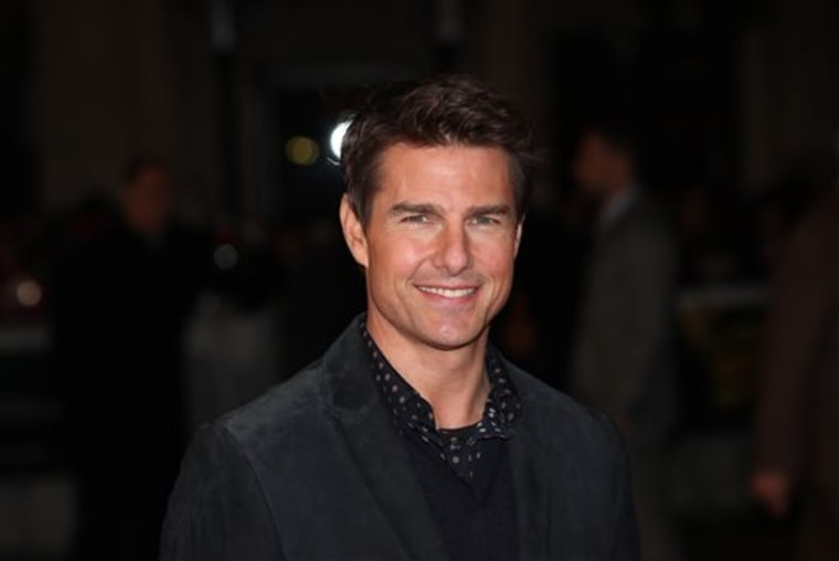 IMAGE: Tom Cruise
