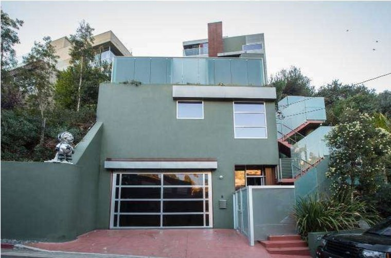 Chris Brown is selling his Los Angeles home, listing it for $1.92 million