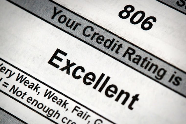 Look at your credit reports as part of a