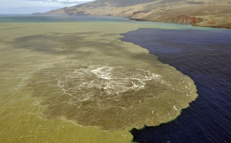 IMAGE: El Hierro island's coast after a volcano eruption in 2011