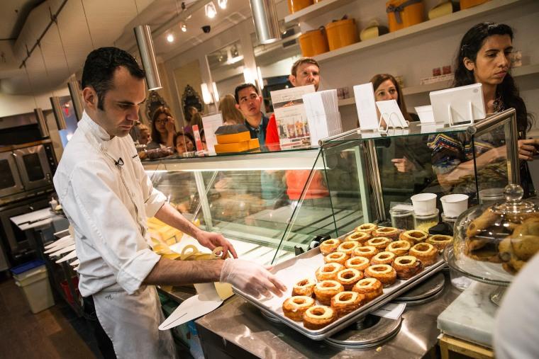 Cronut creator Dominique Ansel predicts dessert trend for 2014