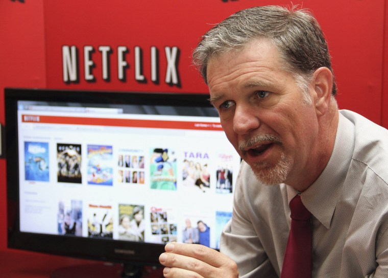 Netflix tests price tiers, CEO gets 50 percent raise