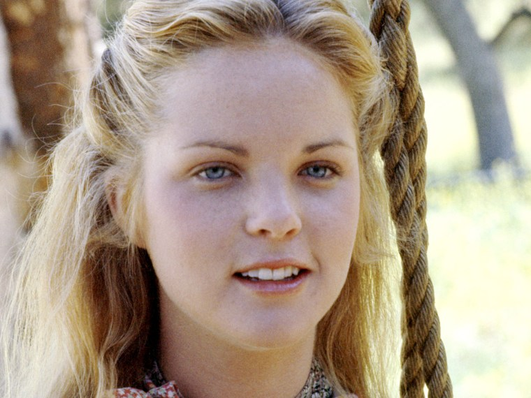 Melissa Sue Anderson played Mary Ingalls on the TV series